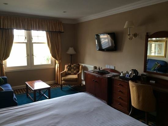 Huntingtower Hotel: Bedroom 410