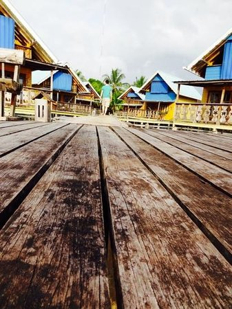 Koko Resort: cabins