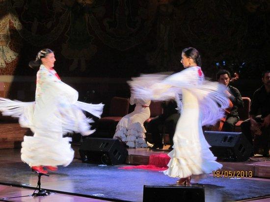 Palais de la Musique Catalane (Palau de la Musica Catalana) : Gran gala flamеncо