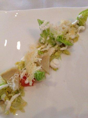 Bado La Poele D'or: Caesar salad