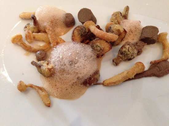 Bado La Poele D'or: Mushrooms