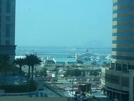Dubai Marina - Marina Heights : View from apartment