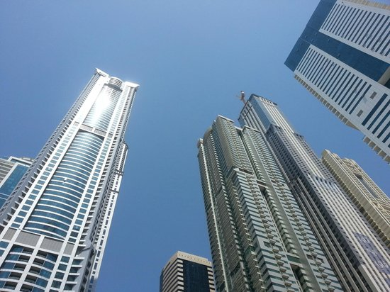 Dubai Marina - Marina Heights : Marina Heights