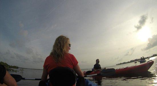 Cayman Kayaks: English bay