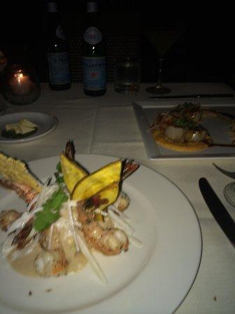 La Palapa Restaurant: La Palapa Shrimp