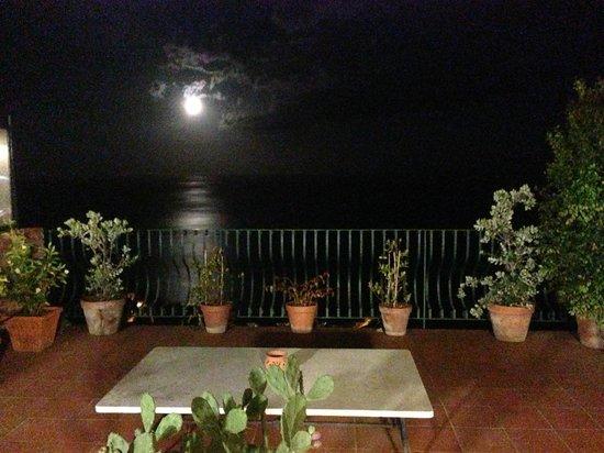 Luna Piena Agosto 2013 - Foto di B&B La Terrazza sul Mare, Taormina ...