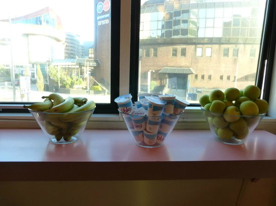Citrus Hotel Cardiff by Compass Hospitality (Formerly The Big Sleep Hotel Cardiff): Breakfast