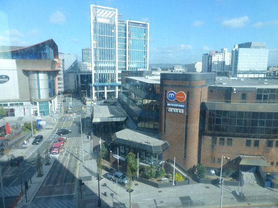 Citrus Hotel Cardiff by Compass Hospitality (Formerly The Big Sleep Hotel Cardiff): View from room 607