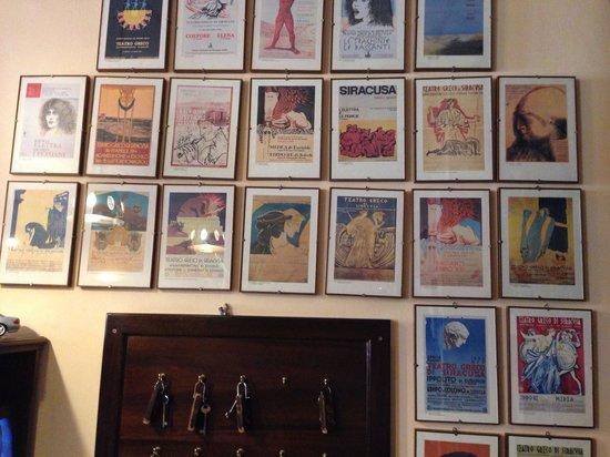 Hotel Archimede Ortigia: Coll