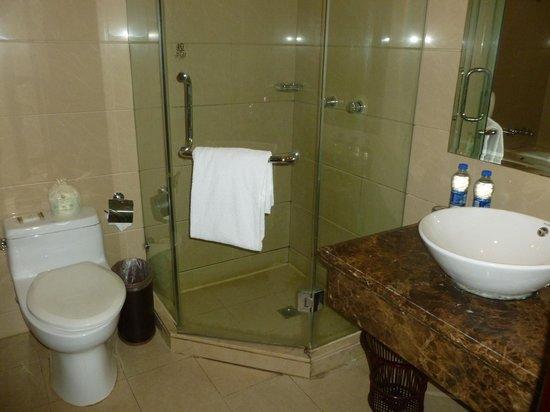 The Bund Hotel : Bathroom