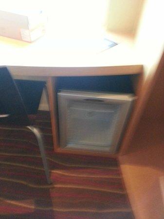 Ibis Al Rigga: oh-so-mini fridge