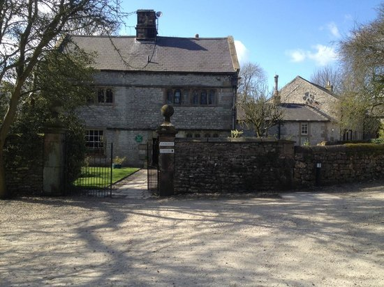 Biggin Hall Country House Hotel: Front view