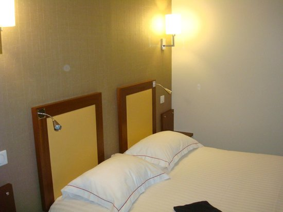 Best Western Hotel D'Angleterre : Room