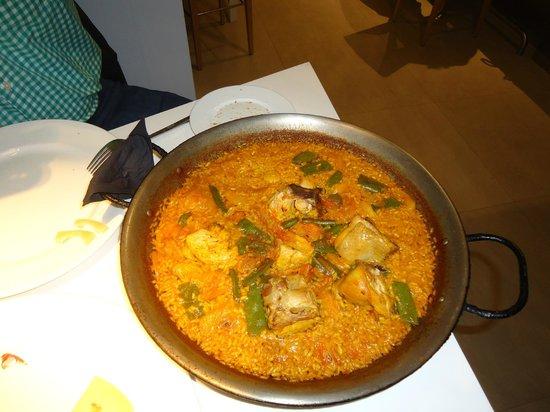 El Coso: Paella tastes like nothing