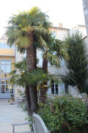 La Baronnie Hôtel & Spa : Jardin 1