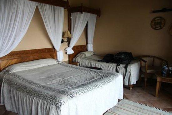 Lake Nakuru Lodge: Room