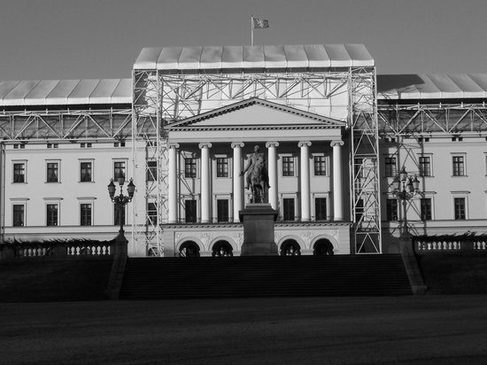 The Royal Palace: le palais
