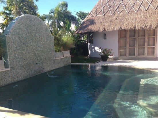 Hacienda Bali : Gorgeous pool