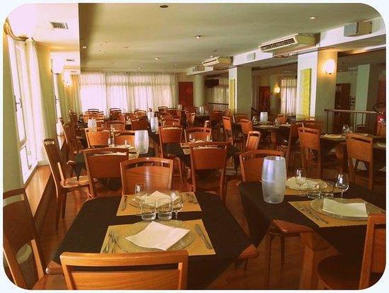 Hotel Aurora : sala ristorante