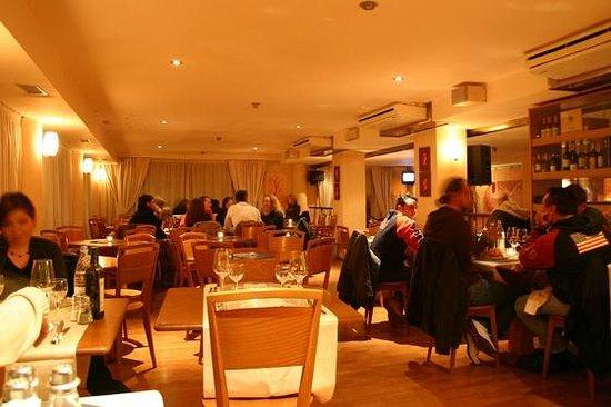 Hotel Aurora : la sera al ristorante