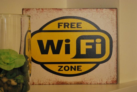 Suite11 B&B: free wi-fi