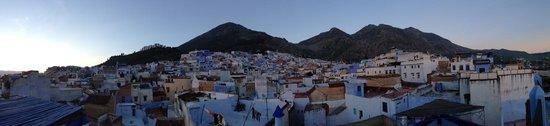 Riad Baraka: Las vistas desde la terraza