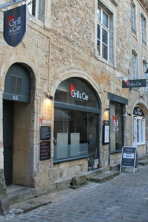 Photo of French Restaurant Grill et Cie at 55 Grande Rue, Le Mans 72000, France