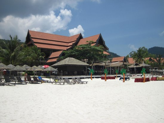 Laguna Redang Island Resort: Il resort
