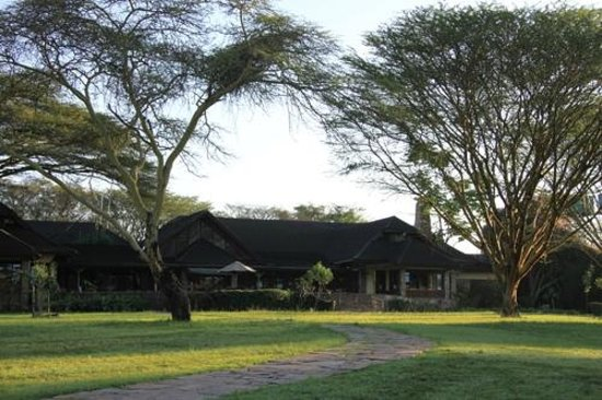 Keekorok Lodge-Sun Africa Hotels: Main lodge