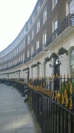 Studios2Let Serviced Apartments - Cartwright Gardens: vue de l'extérieur