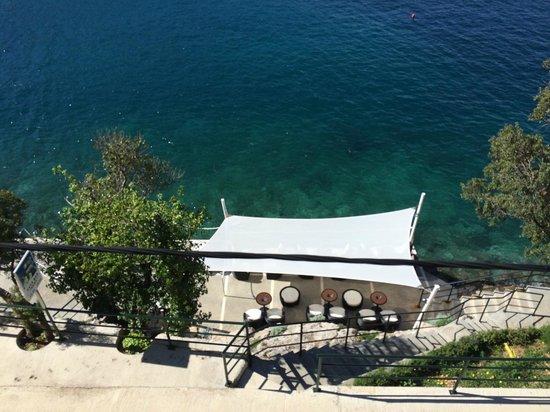 Hotel More : vue