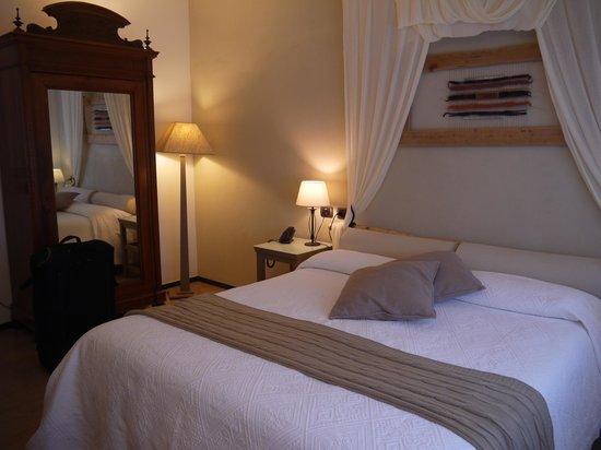 Hotel Borgo Pantano : Notre jolie chambre