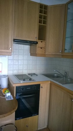 Studios2Let Serviced Apartments - Cartwright Gardens: cuisine
