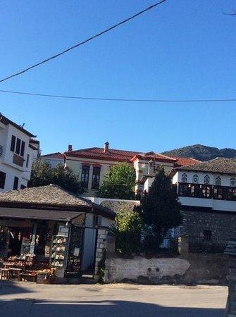 Kritsa Hotel : The street