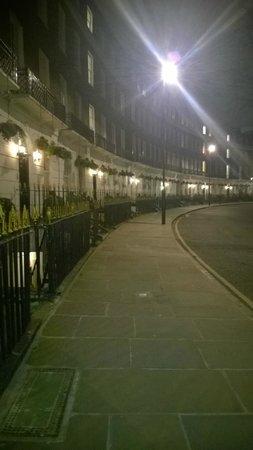Studios2Let Serviced Apartments - Cartwright Gardens: extérieur
