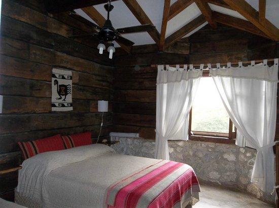 Posada La Ensenada : habitacion