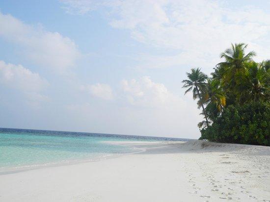 Angaga Island Resort & Spa: ANGAGA