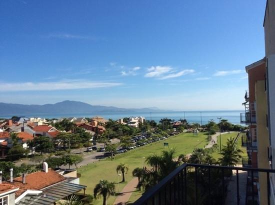 Il Campanario Villaggio Resort: Vista do nosso quarto.
