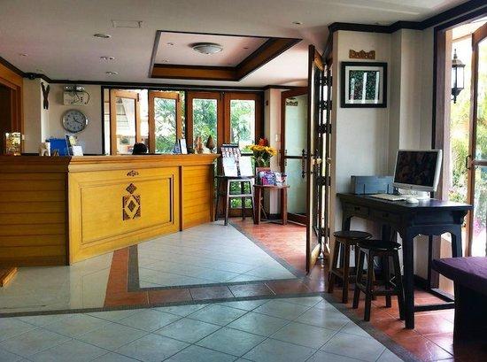 Narawan Hotel Hua Hin: Lobby