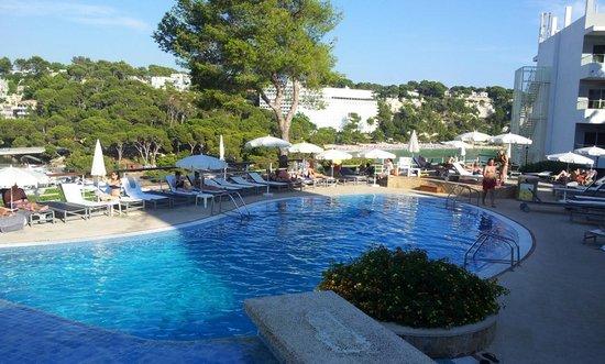 Artiem Audax Adults Only: La piscina a due livelli, bella ma un po' piccola