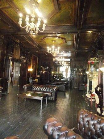Grand Royale London Hyde Park: Lounge