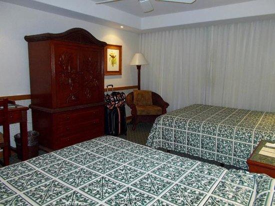 Kaanapali Beach Hotel: Our room