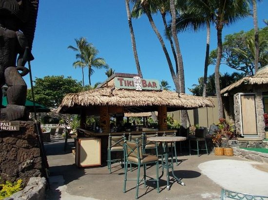Kaanapali Beach Hotel: The Tiki Bar