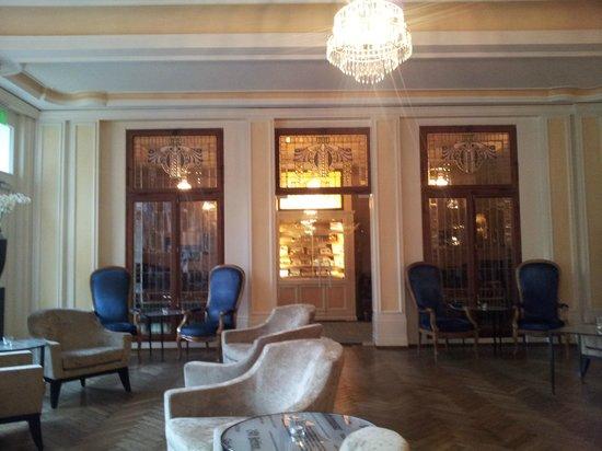 Lenkerhof gourmet spa resort: Für Zigarren Geniesser. Begehbarer Humidor
