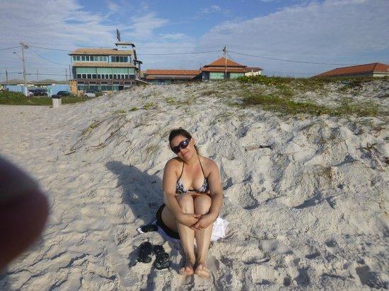 Foguete Beach: playa de posada laguna 1 estrella