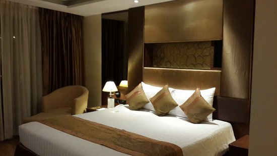 Nova Gold Hotel: Std double bedroom