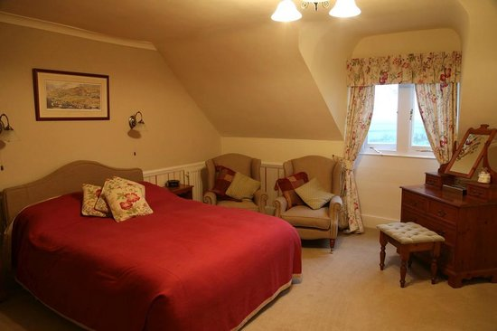 Bradle Farmhouse: Room