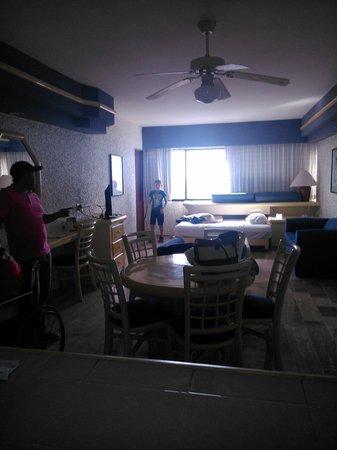 El Cid El Moro Beach Hotel: Júnior suite 2318