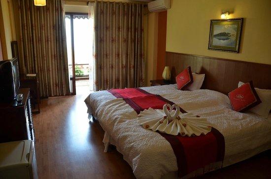 Sapa Elegance Hotel: Chambre