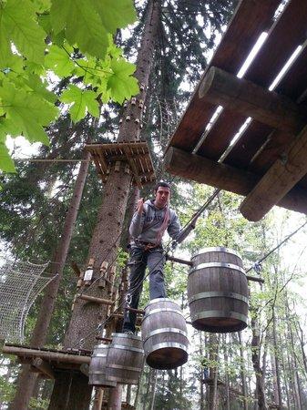 Pustolovski Park: Me at the park